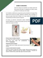 Quimica Sanguinea