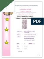 Monografia de Educacion Comparada