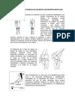 Analisis Biomecanico de Pacientes Con Distrofia Muscular