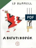 A Bafuti Kopok - Gerald Durrell