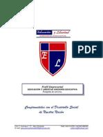 Perfil Empresarial - Educacion y Libertad