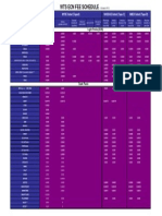 WTS World ECN Table FeeOCT2012
