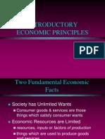 Scarcity & PPF- Micro economic