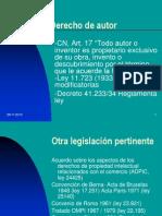 9.1 Derechos de Autor