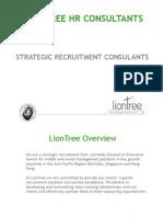 Liontree Hr Consultants