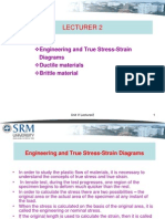 True Stress-Strain Diagram