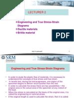 True Stress-Strain Diagram