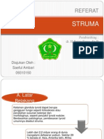 157256579 Referat Struma
