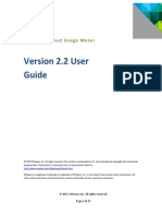 vCloud Usage Meter v2 2 User Guide