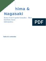 Hiroshima y Nagasaki1