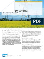Localization SAP Utilities
