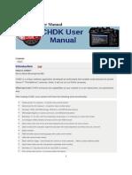 CHDK Manual
