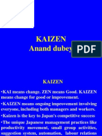 Kaizen Way of Working