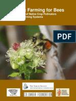 Xerces Society Organic Farming for Bees