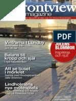 Frontview Magazine No 5, 2013