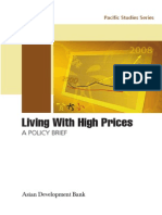 Living with High Prices