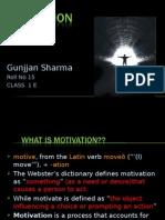 Motivation Gunjjan