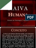 Raiva Humana - Estudo de Patologias Tropicais