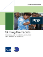 Skilling the Pacific