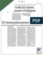 Rassegna Stampa 27.11.2013