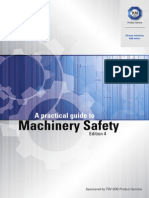 A Practical Guide to Machinery Safety Edition 4