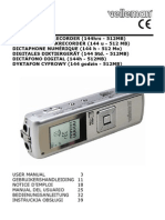 Dictaphone Digital MRV2