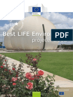 Best LIFE Environment Projects 2012
