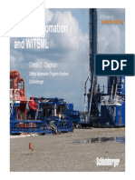 7 Drilling Automation WITSML