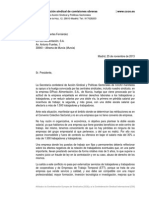 20131125 SASyPS Carta Presidente ElPozo HG