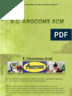 S.C. ARGCOMS SCM