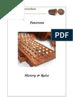 Fanorona History & Rules