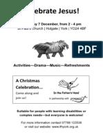 Poster December 2013