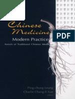 Chinese Medicine Modern Practice
