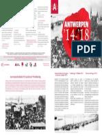 Folder Antwerpen 14-18