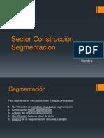 Segmentacion Construcción