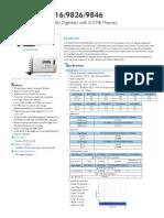 PCI-9816+9826