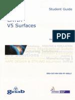 V5R16 Surfacing