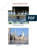 Les plus grandes mosquées du monde