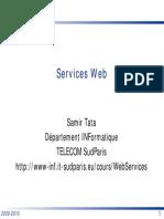 Services Web 2009