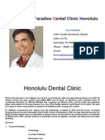 Honolulu Dental Clinic