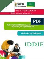 Estrategias Didacticas Para Favorecer Aprendizajes Significativos.