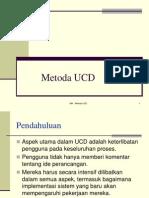 10 - Metoda UCD