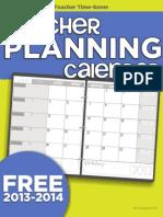 132-SKA7MQ-Calendar Template 2013 14 Tn
