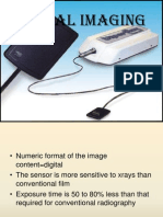 Digital Imaging in Dentistry