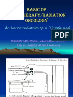 Introduction to Basic Radiotherapy