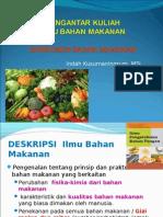 1.1 Pengantar IBM Gizi 2012 (Komponen Dan Sifatnya)