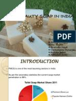 Beauty Soap Ppt- Group 2