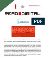Blog Read Digital Feedbooks