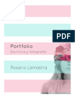 Rosario Lamastra Portfolio