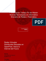 Presentación TFM MNTI UM José Bastida